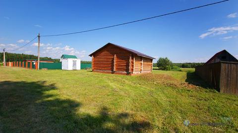 Участок в строениями в национальном заповеднике Завидово в Подмосковье