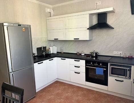 Продаётся 3-комнатная квартира общей площадью 109,4 кв.м.