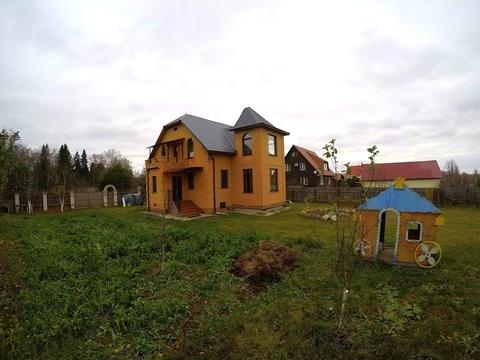 Продается коттедж 200 кв. м. на уч-ке 15 с-к: Клинский р-н, Соголево