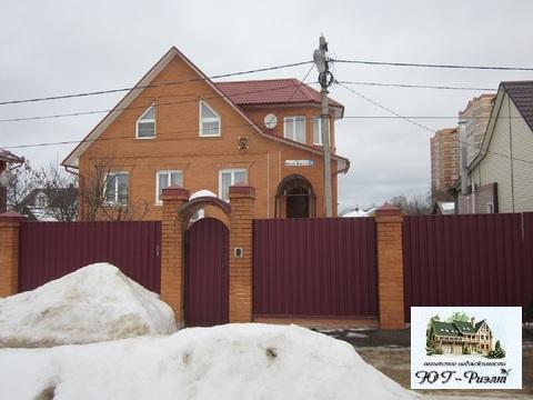 Продам дом 236 к.в.м в Наро-Фоминске, ул. М. Жукова, 76