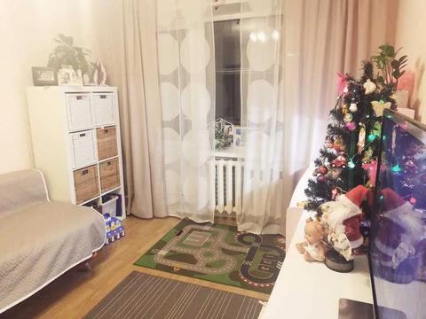 1 комнатная квартира Комсомольская, д.7