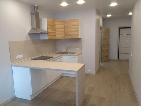 1-комнатная квартира, 52 кв.м., в ЖК Red Hills