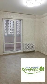 """1-комнатная квартира, 38 кв.м., в ЖК """"Северный Парк"""" г. Раменское"""