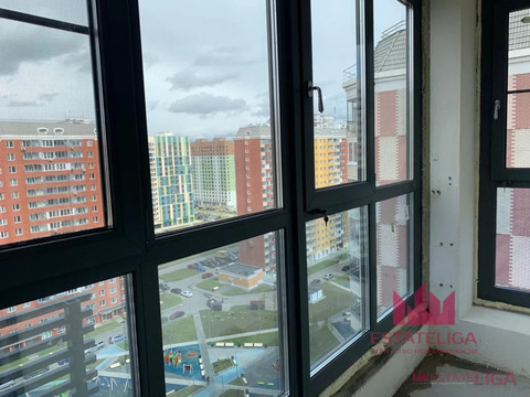 """3-комнатная квартира, 80 кв.м., в ЖК """"Некрасовка"""""""