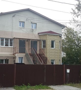 Таунхаус 231 кв.м. на 2 сот. центр г. Домодедово