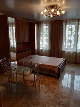 Сдам 1-комнатную квартиру-студию в п. Красково, Егорьевское ш. 1к2.