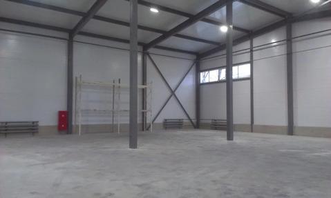 Аренда склада 1300 кв м в Мытищах