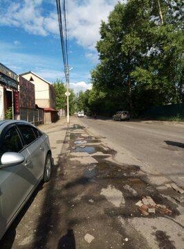 В черте г.Пушкино продается земельный участок промназначе