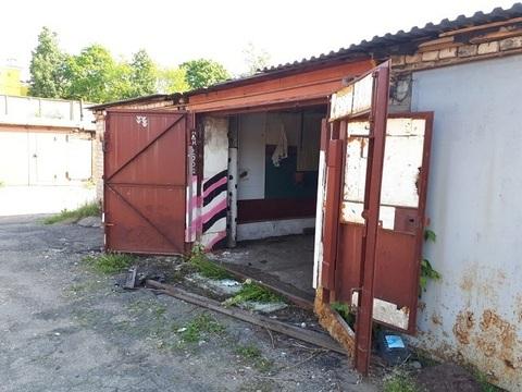 Продается гараж г. Жуковский, ул. Менделеева