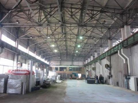 Теплый склад 18 000 м2 на 3,6 Га с кран-балками до 10 т в Орех.- Зуево