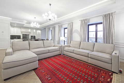 """5-комнатная квартира, 200 кв.м., в ЖК """"Большая Никитская 45"""""""
