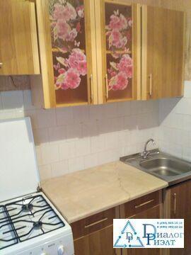 1-комнатная квартира в пешей доступности до ж/д Красково