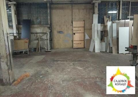 Сдается в аренду отапливаемое производственно складское помещение площ