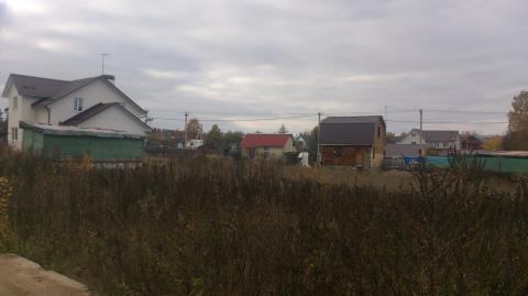 12 сот ИЖС в деревне Татарки вблизи Часцов