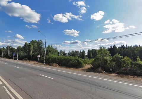 Участок 10,15 Га на 1-й линии Ленинградского шоссе в 54 км от МКАД