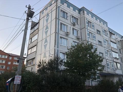 3-комнатная квартира г/п Некрасовский, ул. Заводская, д. 28