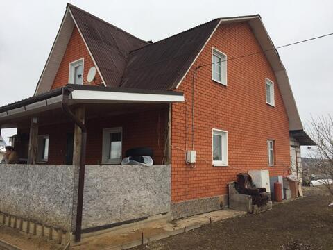 Дом 157 м2 в деревне Афанасьево.