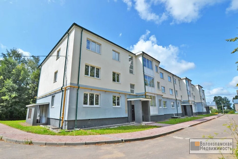 Двухкомнатная квартира в новом доме в городе Волоколамск