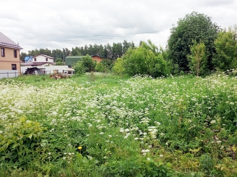 Участок Балашиха г, Русавкино-Романово д