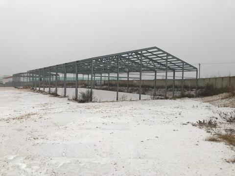Продается новое помещение под склад или производство 1440 кв.м.