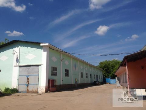Производственно-складское помещение 5000 кв.м.