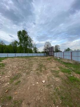 Земельный участок 12 соток в д. Князчино, Талдомского района