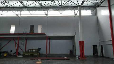 Новый склад 850 кв.м, отдельно стоящий