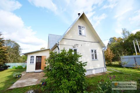 Продается жилой дом в Волоколамском районе, д.Новое, ул.Дорожная