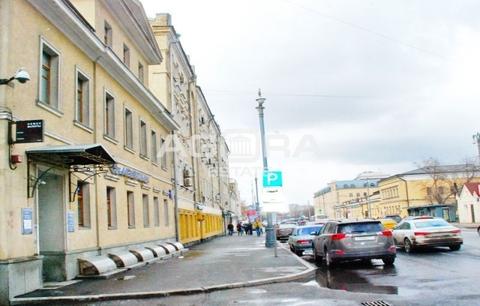 Продажа торгового помещения, м. Серпуховская, Ул. Серпуховская Б.