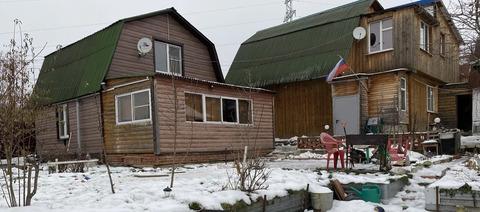 Продается дом в СНТ Автомобилист в черте города.