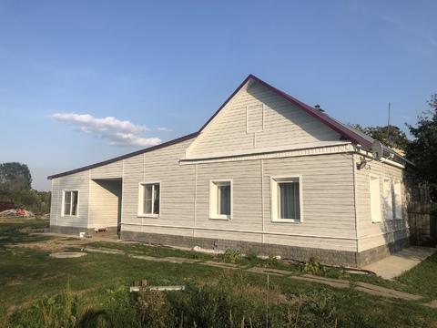 Жилой дом с газом, 100 кв.м, 7,5 сот земли, г. Чехов, 45 км от МКАД