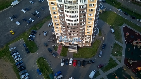 1-комнатная квартира, 42 кв.м., в ЖК «Красная Горка»