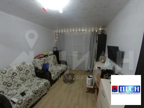 Продается комната 17.2 кв.м. в 2-х комнатной квартире