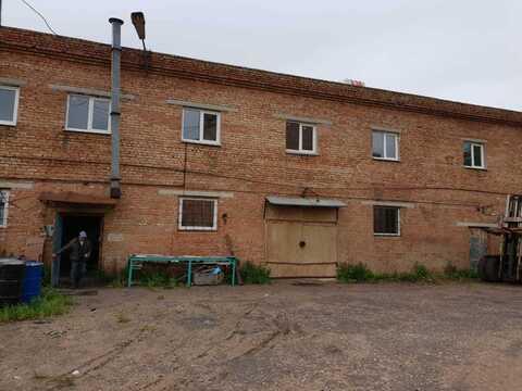 Производственно- складское помещение в Сергиевом Посаде