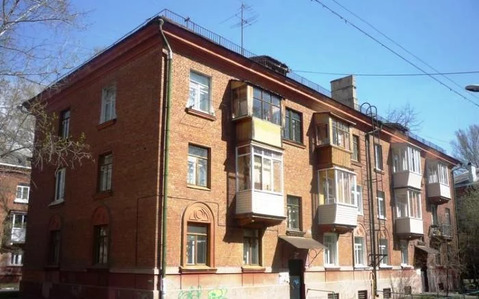 2-комнатная квартира с высокими потолками!
