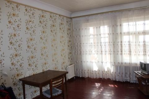 Большая, светлая комната с балконом в Можайске