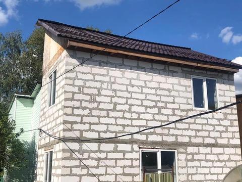 Дом 110 кв.м на 4,5 сот г.о. Домодедово, мкр. Востряково за 3,0 млн