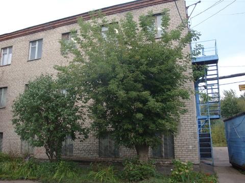 Продам производственное здание с бытовыми помещениями