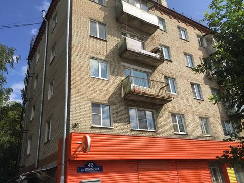 3 к.кв 43 кв.м на ул. Климова д. 42