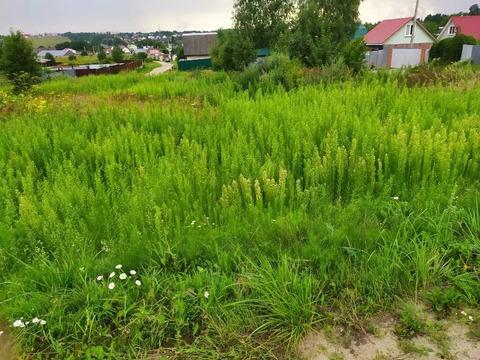 Срочно продается зем.участок 15 сот в д. Поречье Рузский р.