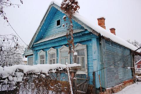 Дом в селе Ильинский Погост