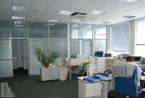 Офис 657 кв.м у метро Калужская в БЦ