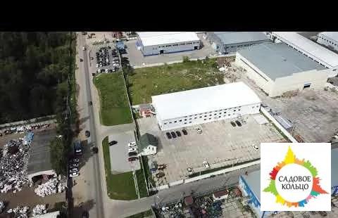 Продается новый производственный комплекс в черте наукограда Фрязино,