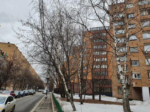 Продается офис 67 кв.м. на ул. Плющиха(Хамовники)