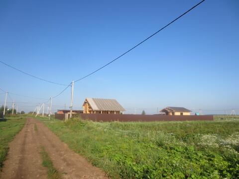 Продам участок 30 сот. в д. Большое Грызлово (около Пущино)
