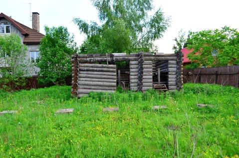 Продам участок 8 соток вблизи д.Сабурово в 13 км от МКАД