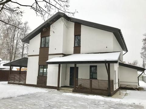Новый коттедж под ключ 210 кв м ПМЖ, 15300000 руб.