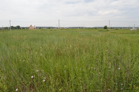 Продам земельный участок 8 соток в деревне Кузнецово.