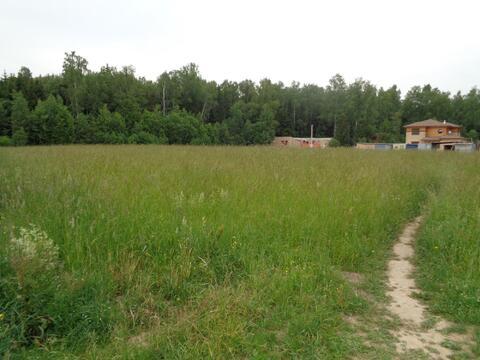 Продается земельный участок 18 соток ИЖС, д.Поляны