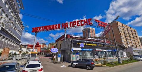 "Продажа имущественного комплекса в ЦАО: ТЦ ""Электроника на Пресне"""